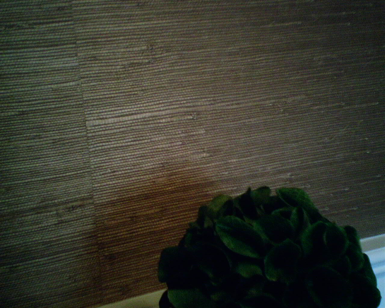 Phillip jeffries juicy jute grasscloth in an entry for Paintable grasscloth wallpaper