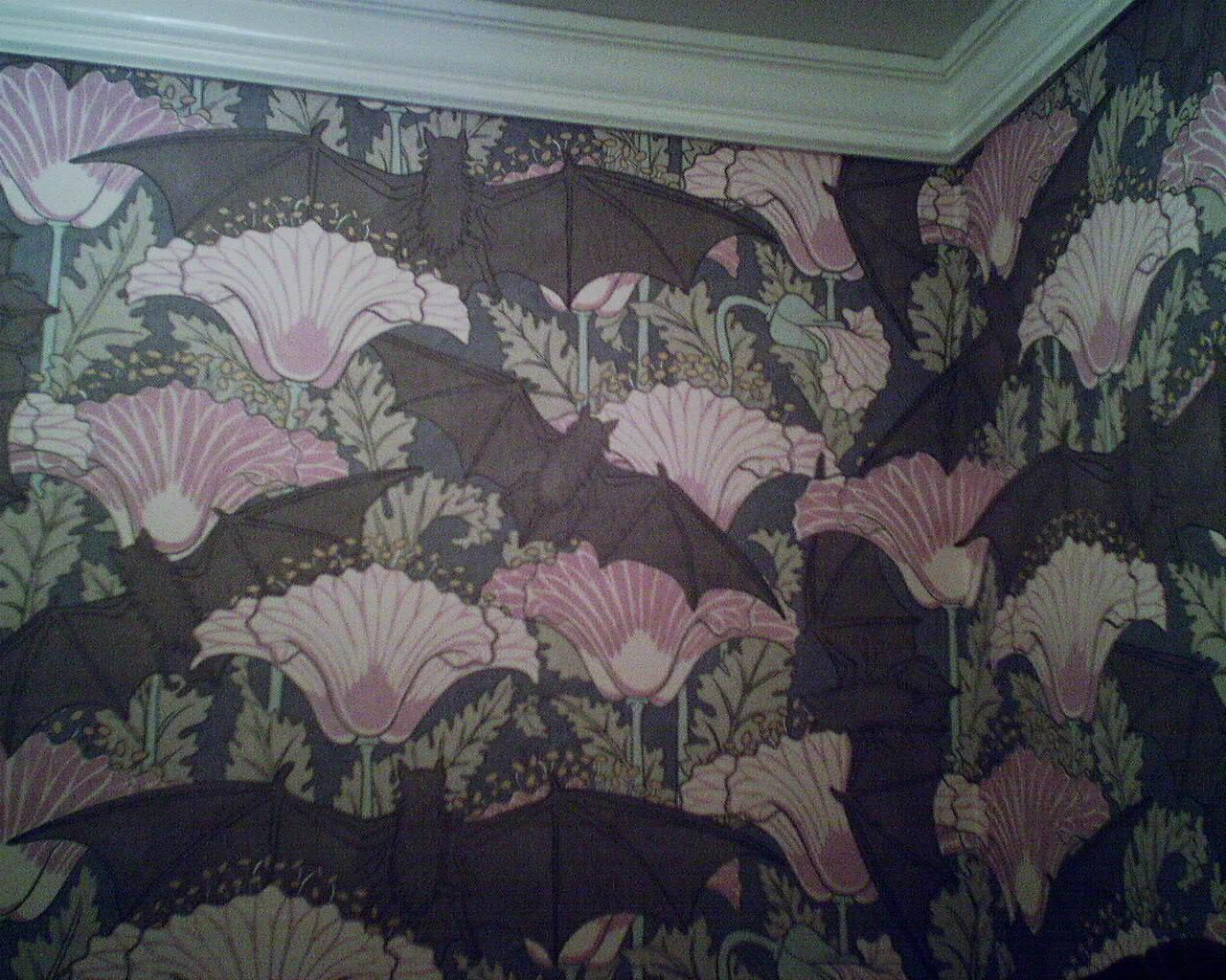 Bat and poppy wallpaperlady 39 s blog - Bat and poppy wallpaper ...