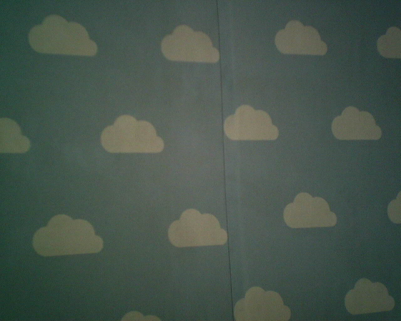 Here Is My Second Accent Wall In A To Be Born Babys Nursery Two Days And I Have Third One Later This Week Wallpaper By Spoonflower