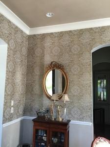 Dining Room, Brassfield - Mirror