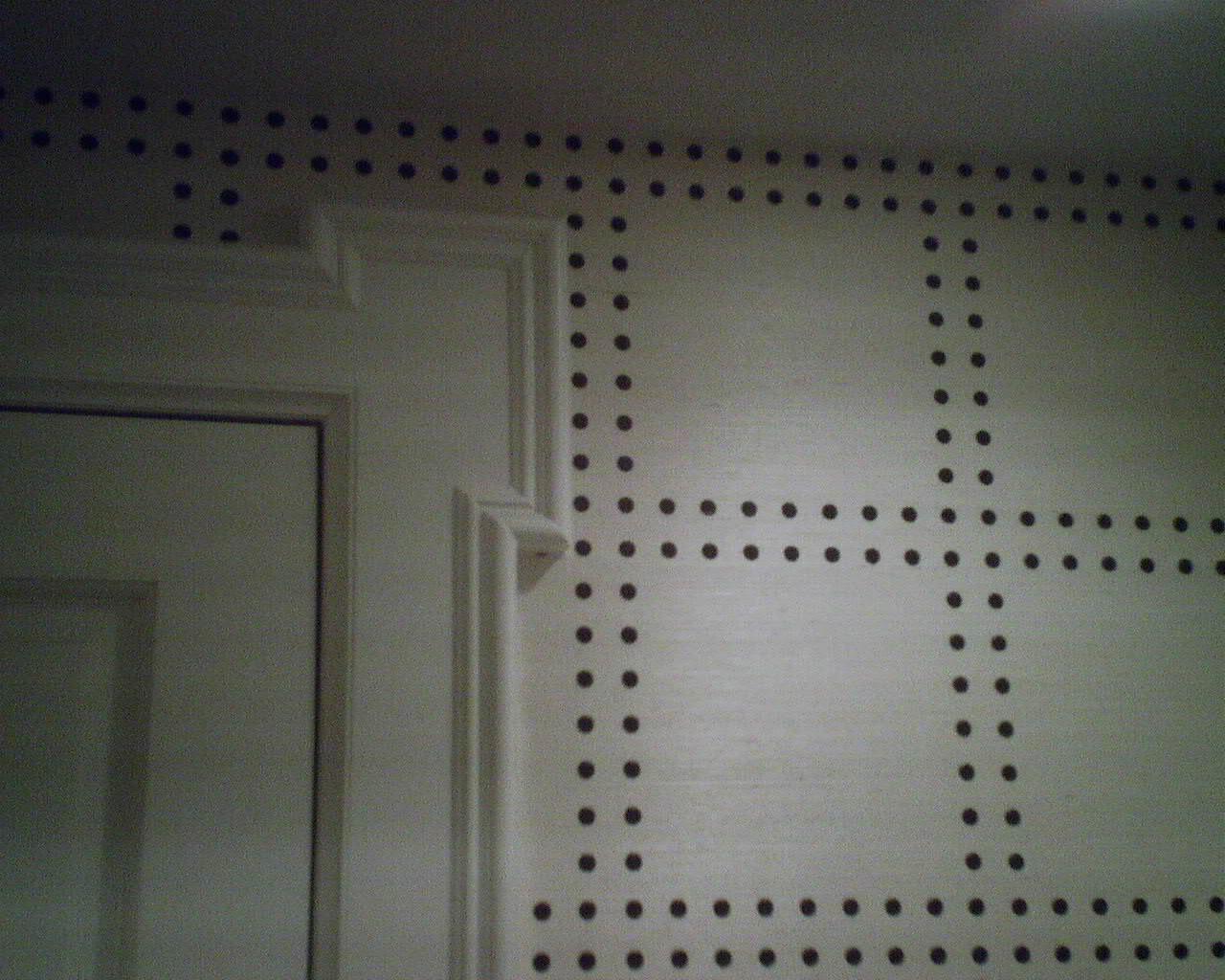 Phillip jeffries rivets grasscloth wallpaper for Purchase wallpaper