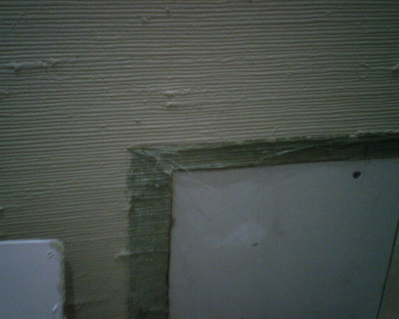 Painting over grasscloth wallpaper - Painting Grasscloth Is Not A Good Idea