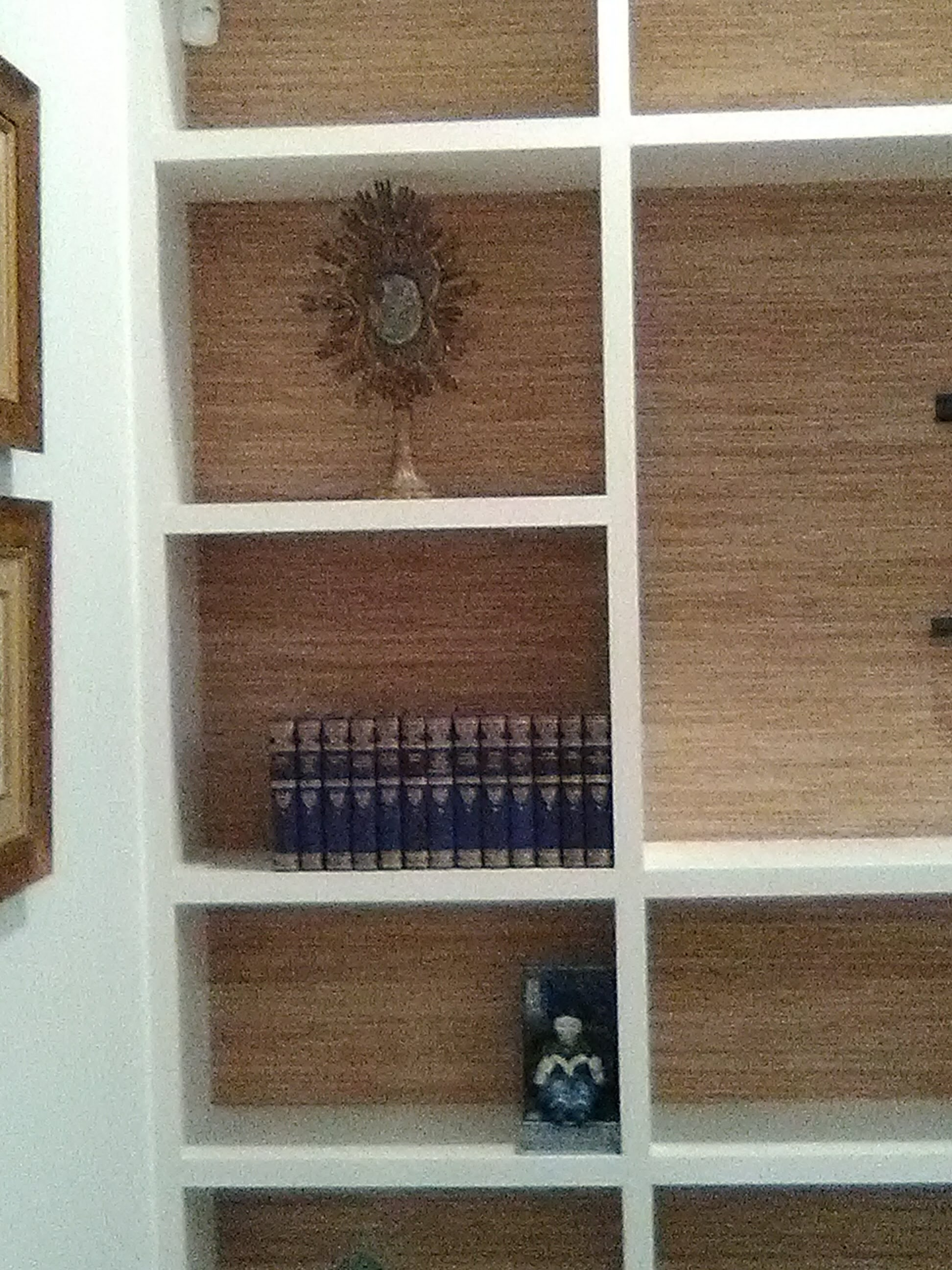 in house with conjunction bookcase tiny stairs together bookshelf books