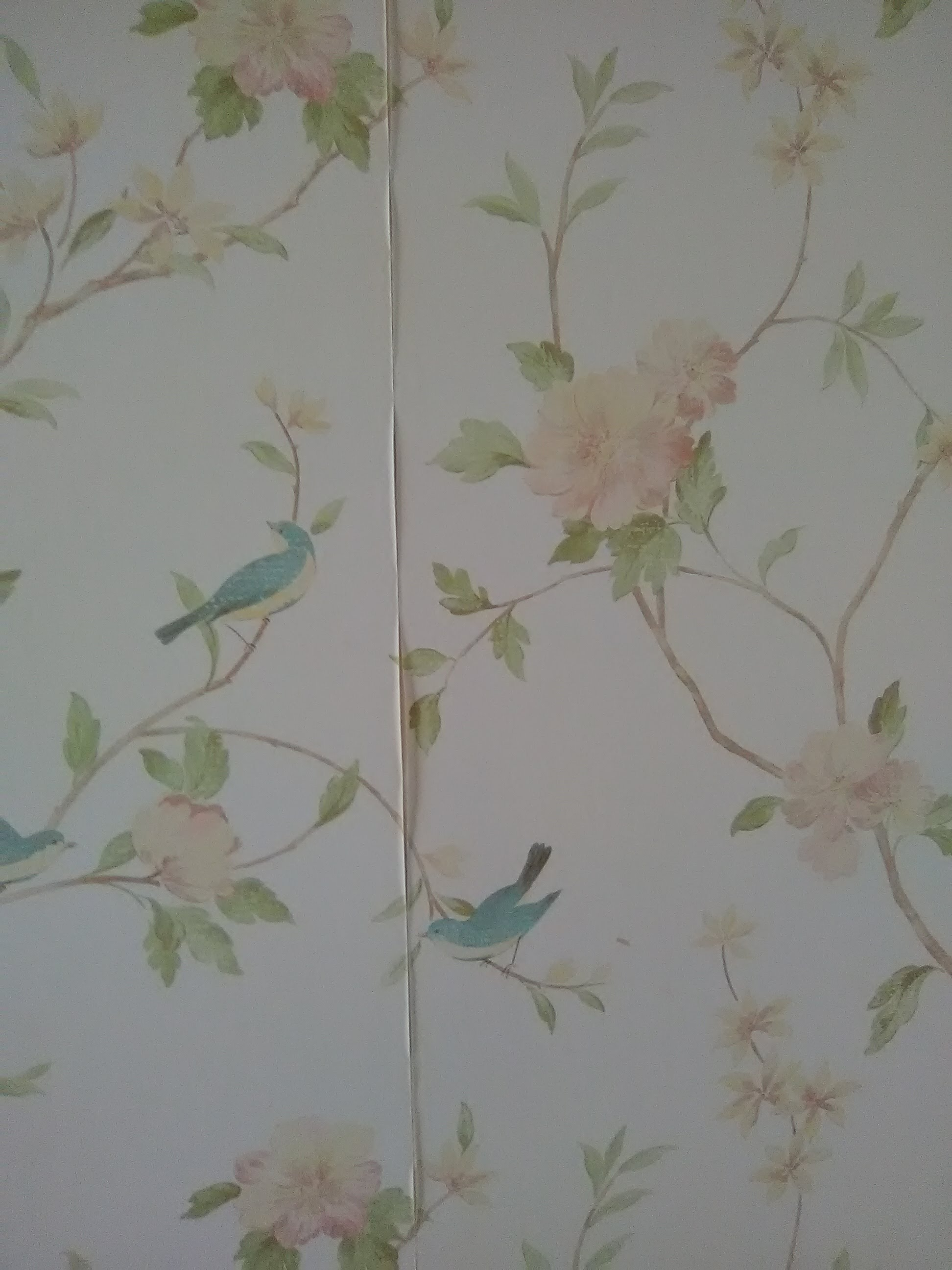 Budget friendly solid vinyl wallpaper is not a good choice for Solid vinyl wallcovering