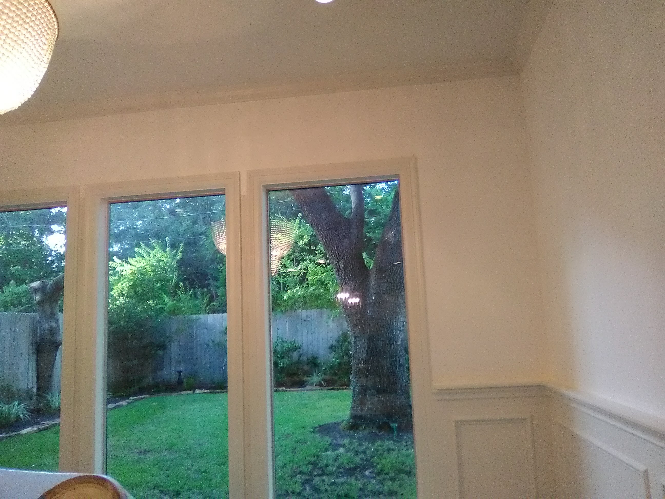 This Dining Room In The Oak Forest Neighborhood Of Houston