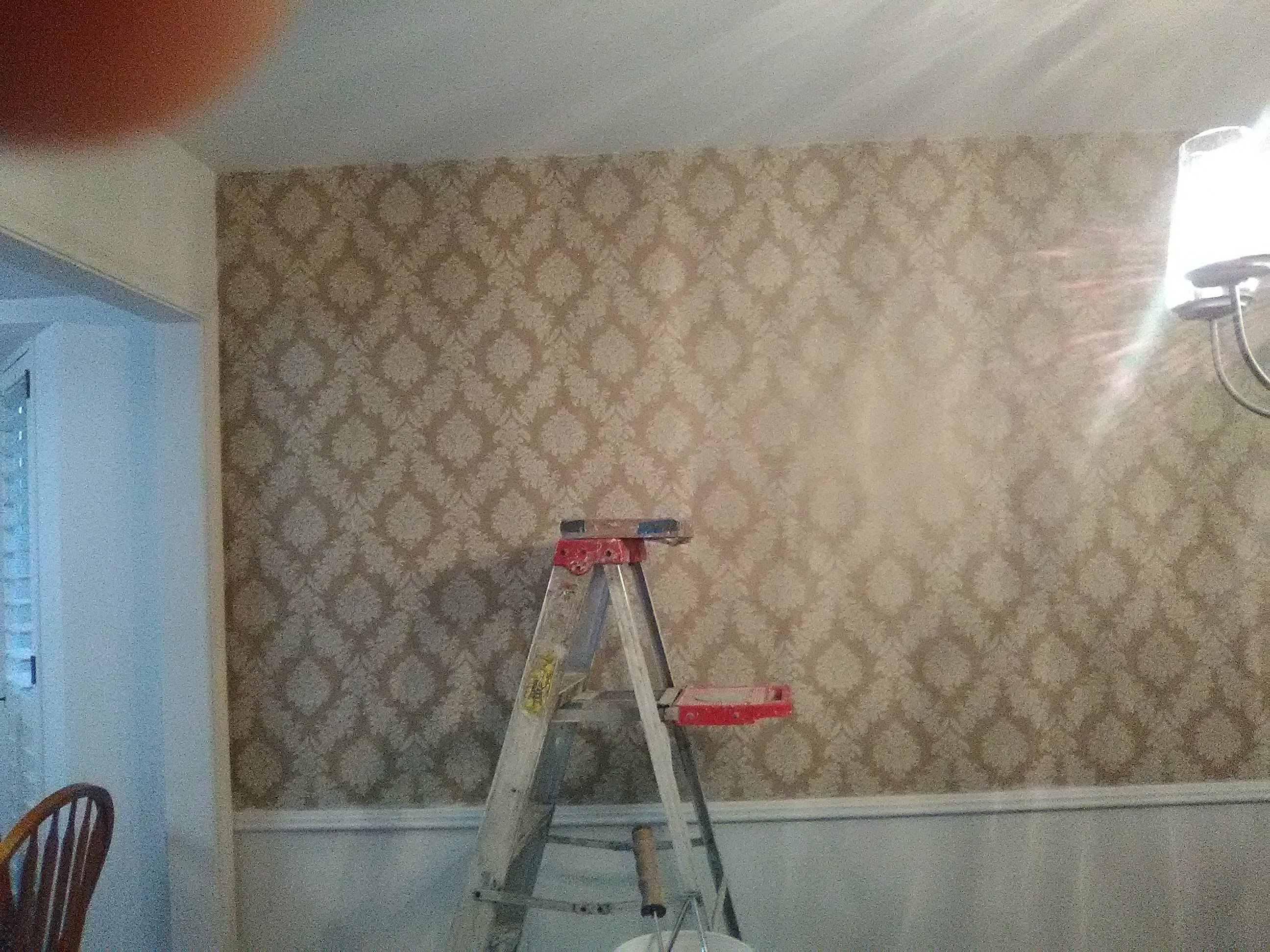 Gently Updating A Sharpstown Dining Room